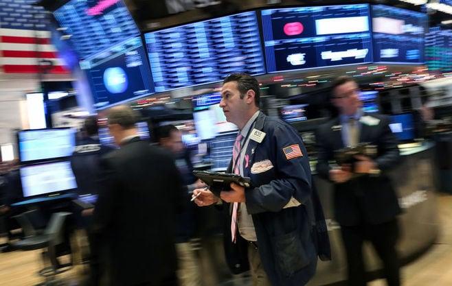 13日の米株式市場、S&P500ほぼ横ばい