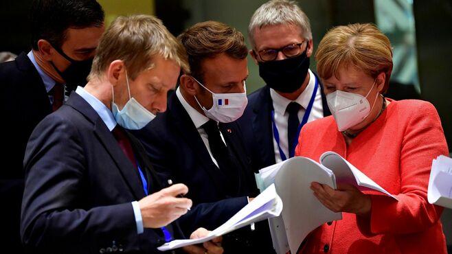 EU首脳がコロナ後の経済再建へ合意した中身