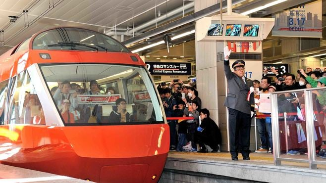 小田急、次の野望「新宿駅西口」再開発の行方