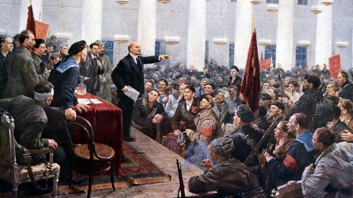 ロシア革命