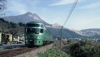 Top 10 List of Sightseeing Trains in Japan