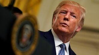 トランプ大統領と闘う正体不明の内部告発者