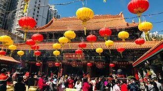 春節の「デジタル戦略」香港と深圳にある隔たり