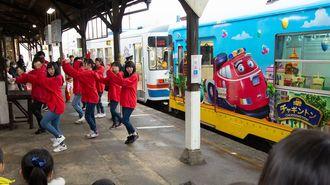 「車で乗りに来る」観光列車が赤字鉄道を救った