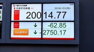 2019年の年初めに「買うべき株」とは何か