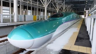 北海道新幹線の平均乗車率はたったの25%!?