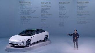中国・上海市、個人向け新車の「EV比率」5割超に