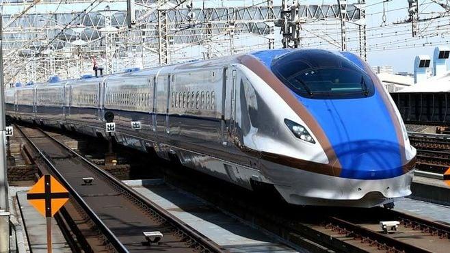各路線でこんなに違う、新幹線の特急料金