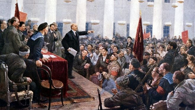 ロシア革命100年、なぜこうも忘れられたのか