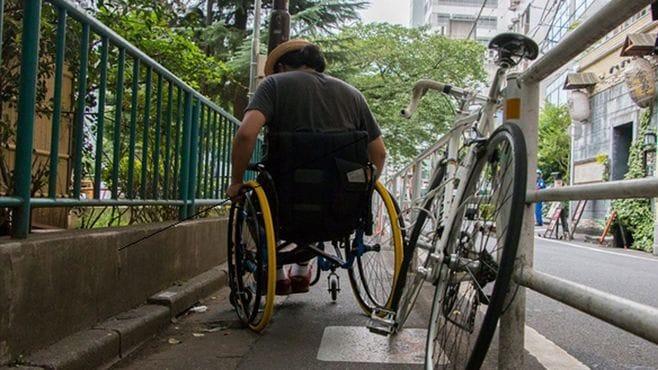 東京で車いすの不便さをトコトン考えてみる