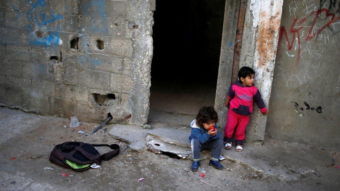 ガザ地区」から初めて出た男性が見た現実 | ロイターより | 東洋経済 ...