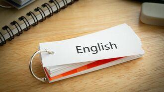「語彙力軽視」の人がわかっていない英語習得の肝