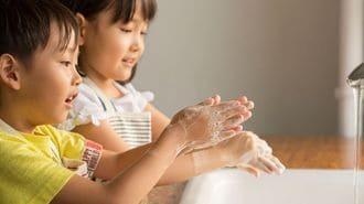 幼児期までに「多様な細菌」と触れ合うべき理由