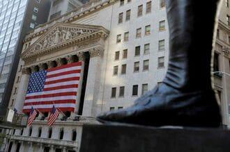 米株は過去3カ月で最大の下げ、恐怖指数急上昇