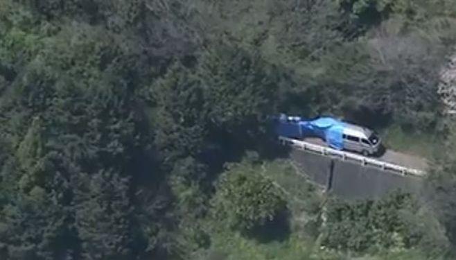 山中に男性遺体、不明の静岡県警刑事部長か