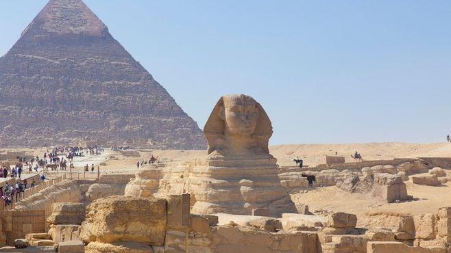 「エジプト観光」には今行っても大丈夫なのか