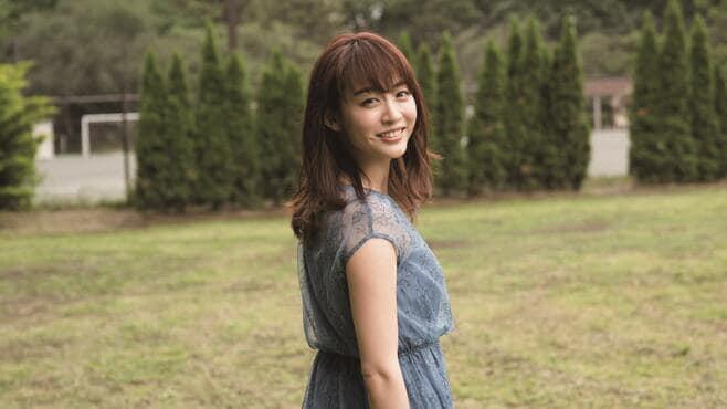 TV出演最多、新井恵理那を変えた「6人の先輩」