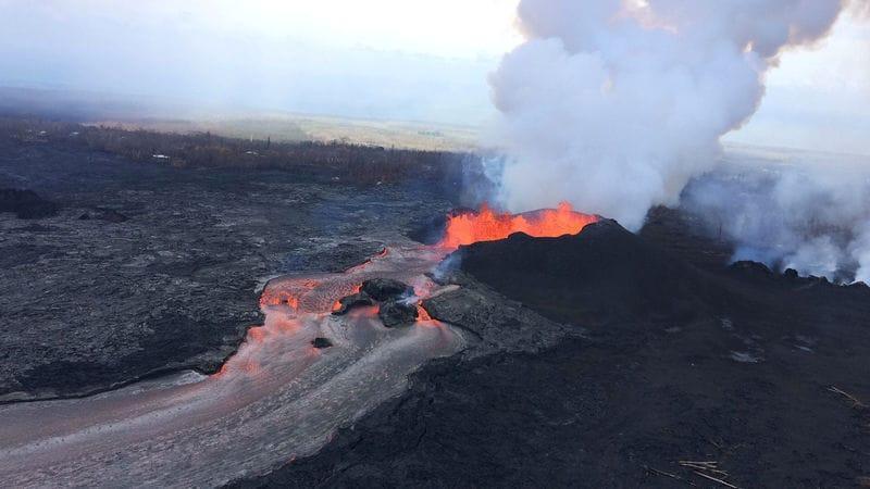 ハワイ・キラウエア火山がまた大...