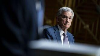 インフレは続かずFRBの利上げ観測も再び遠のく