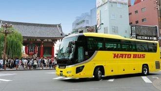 外国人に超人気の「はとバス」ツアーとは?