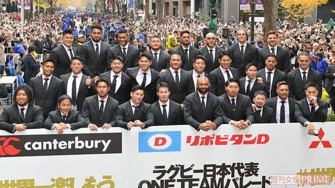 ラグビー日本選手が格安ギャラでも出演する訳
