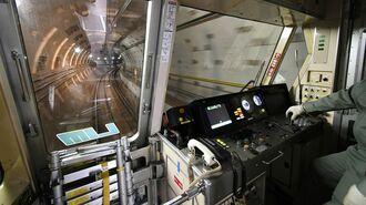大阪の地下を走る「あなたの知らない線路」の秘密