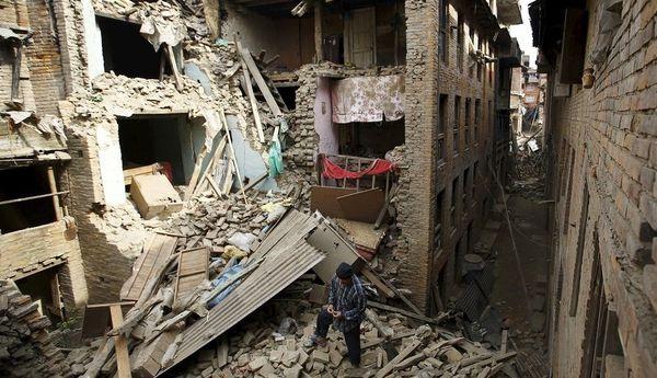 4分50秒の動画でみるネパール大地震の惨状
