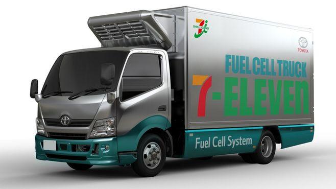 トヨタとセブン「FCトラック」で手を組む理由