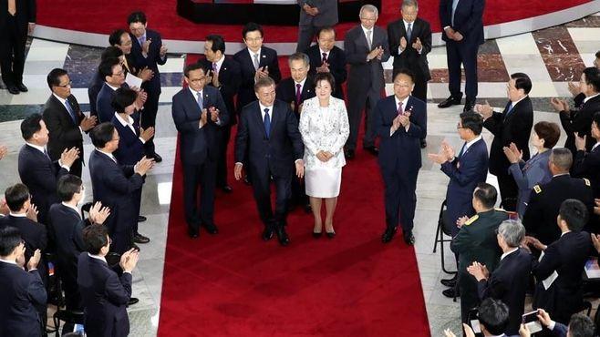韓国文政権誕生で、米韓関係に訪れた「転機」