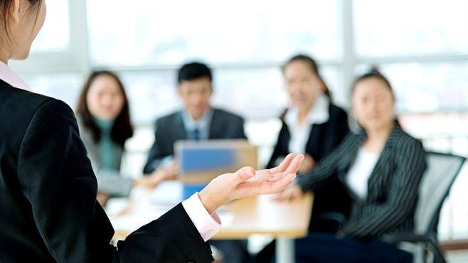 「会議で沈黙する人」に決定的に足りない視点