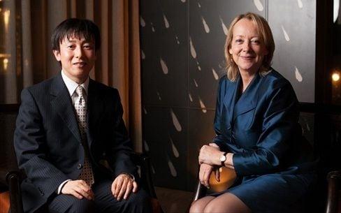 カリスマとイクメン社長が未来の働き方を語る<br />