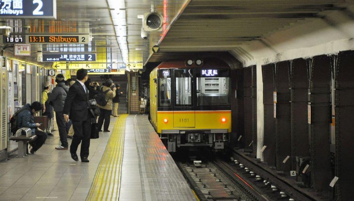 先入観と全く違う「東京の地下鉄」...