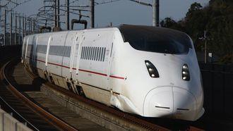 22年度開業、「長崎新幹線」の新型車を大胆予想