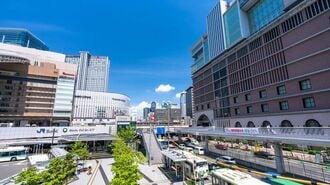 巨大駅・大阪はなぜ「湿地帯」梅田にできたのか
