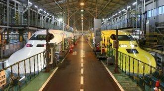 名古屋人も知らない新幹線「車両基地」に潜入
