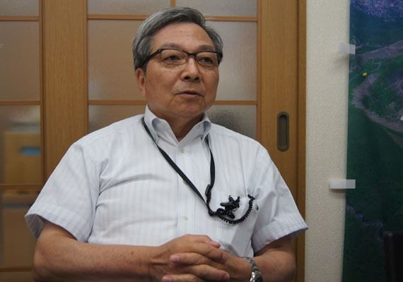 藤井敏嗣氏