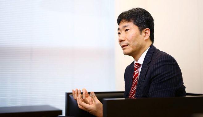 新生銀の工藤次期社長、「公的資金」を語る