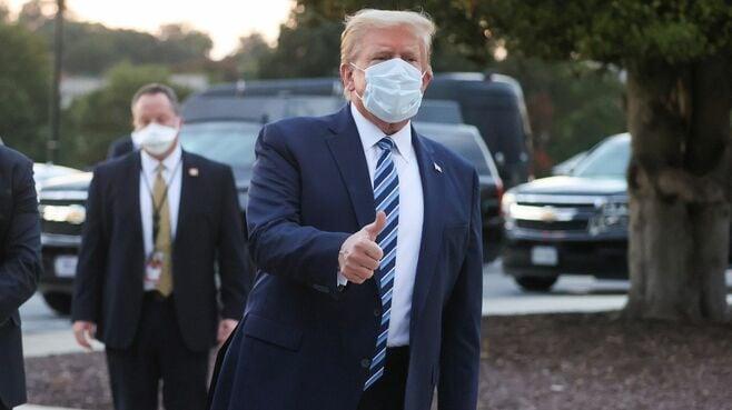 強引な退院でもトランプ大統領が不利なワケ