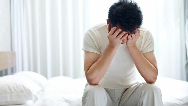 男たちが抱える「弱音を吐けない」という重い病