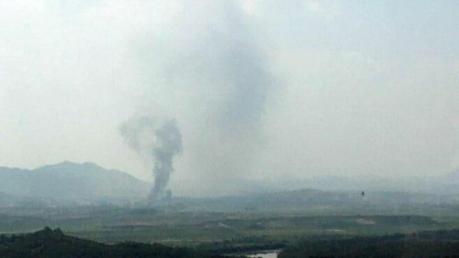 北朝鮮、「南北連絡事務所」爆破で高まる緊張