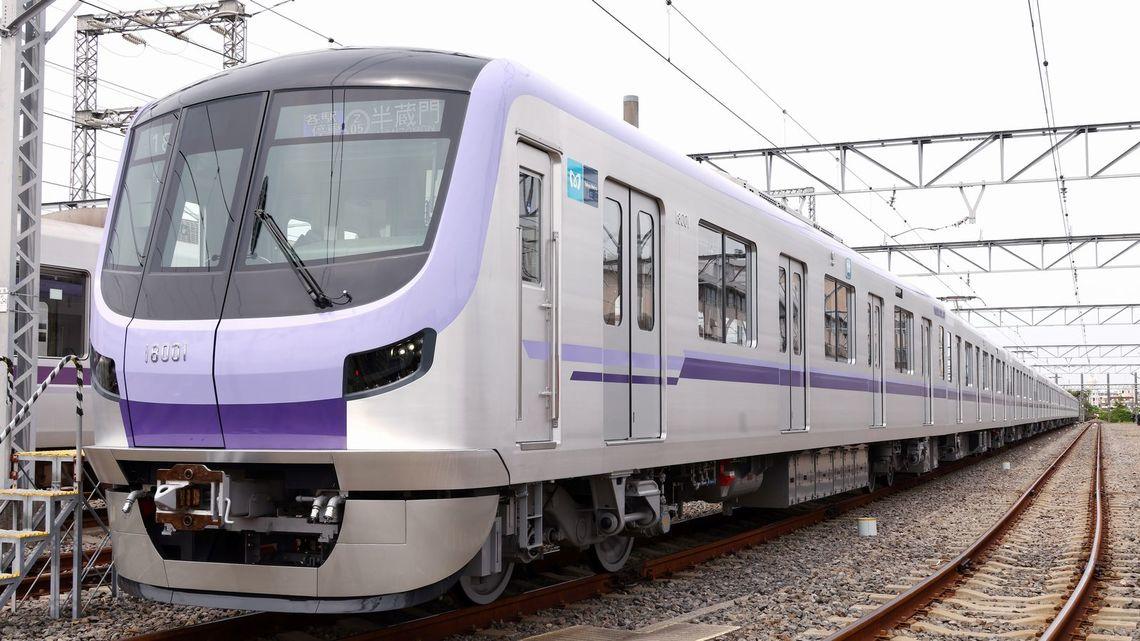 車両 東京 メトロ メトロ車両株式会社
