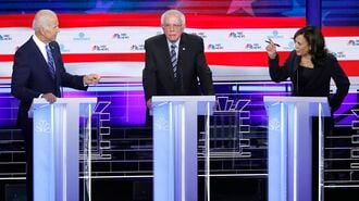 左傾化する米民主党「トランプ再選阻止」なるか