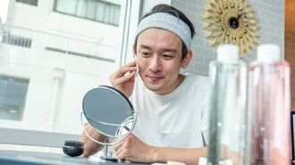 「メンズメイク」にハマる30代男性が増えるワケ