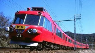 赤い電車「名鉄」、今振り返る昭和・平成の記憶