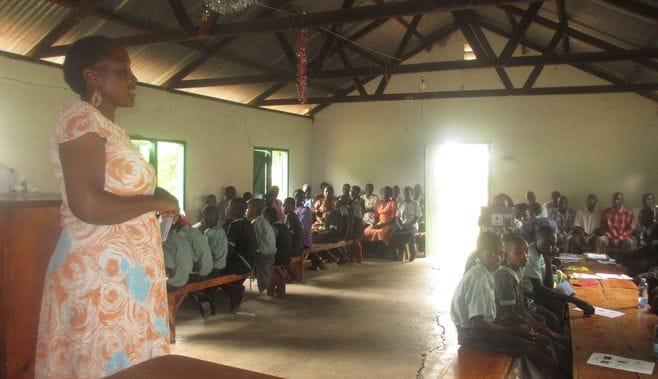 ケニアに学びたい、一歩進んだ「性教育」