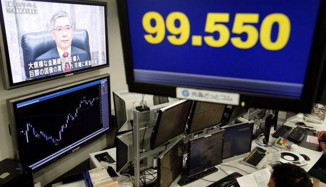 日本株の崩落が、いよいよ始まった?