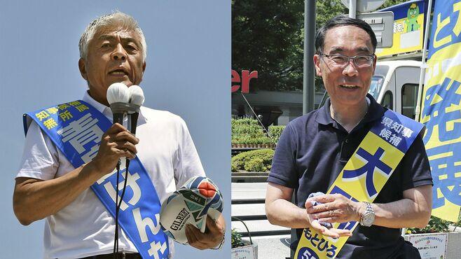 真夏の政争劇「埼玉県知事選」の奇々怪々