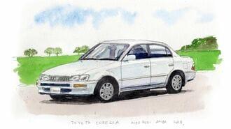 7代目カローラを自動車通が「伝説」と語る理由