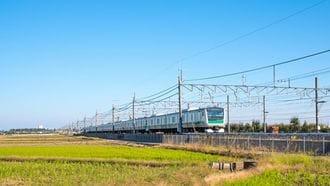 埼玉の「東西分裂」、列車本数を調べてみると…