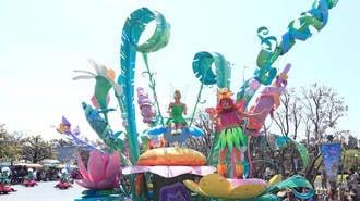 東京ディズニーランドは「細部」で人を呼ぶ